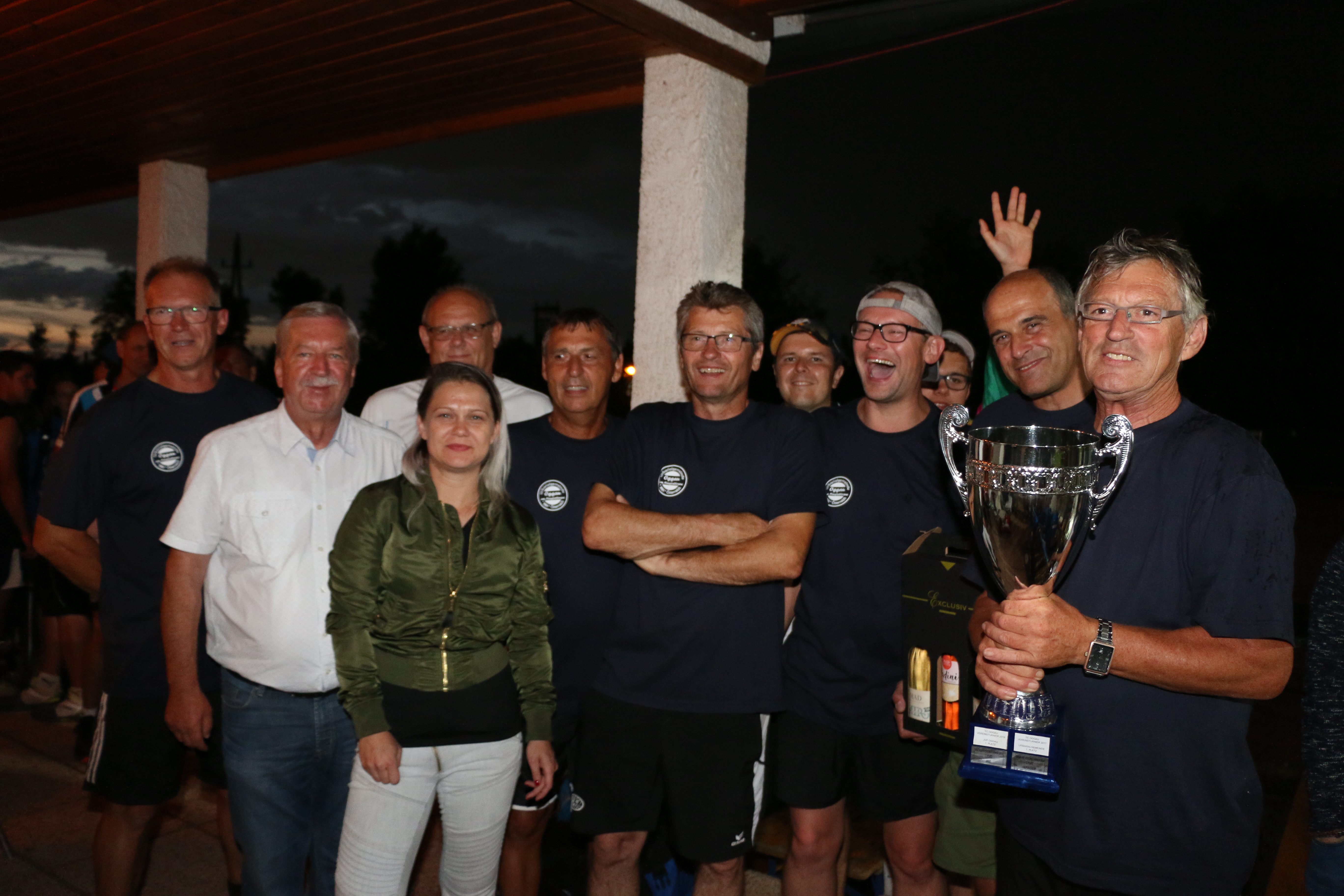 Urbarialgemeinde - Sieger des Vereinsturnieres